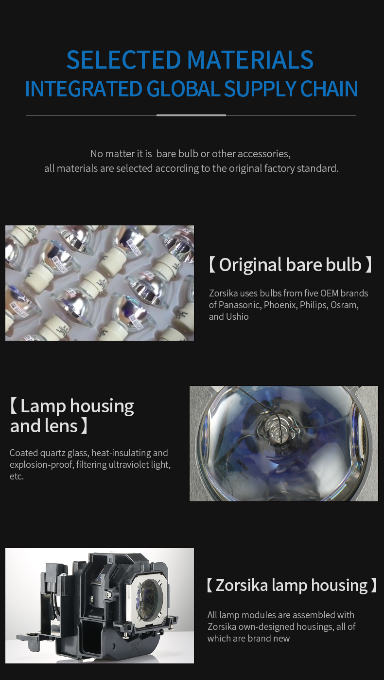 Replacement for Acer Ec.j0201.001 Lamp /& Housing Projector Tv Lamp Bulb by Technical Precision